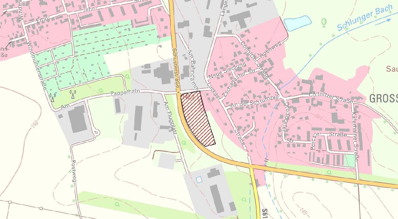zentrales landesportal bauleitplanung sachsen 3 nderung bebauungsplan gewerbegebiet