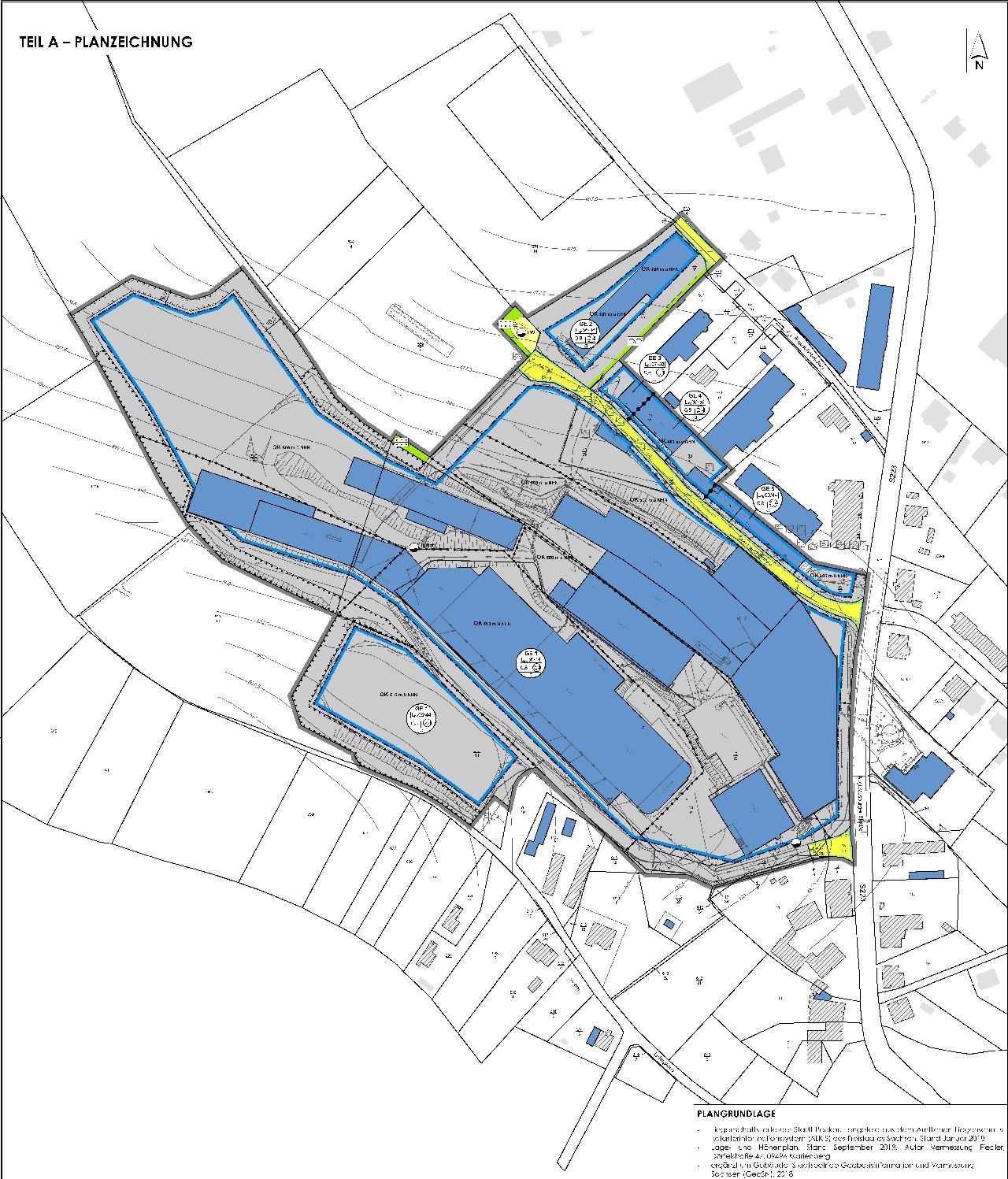 Zentrales Landesportal Bauleitplanung Sachsen - Bekanntmachung der on